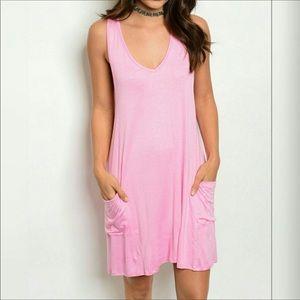 NEW Jersey Tunic Dress